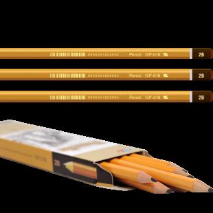 Bút chì 2B Thiên Long GP-018 (ko tẩy)