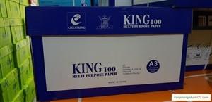 Giấy A3 King100 70gsm
