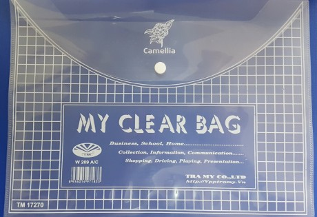 Clearbag A4 Trà My 17270