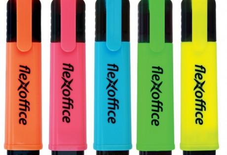 bút-dạ-quang-flexoffice-fo-hl02