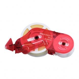 Ruột băng dính 2 mặt Plus (dạng băng kéo) Norino Hyper 10mmx12m