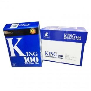 Giấy A4 King100 70gsm