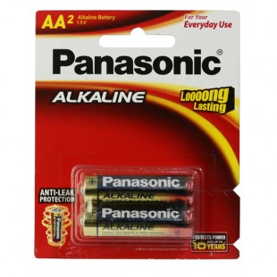 Pin AA Alkaline Panasonic
